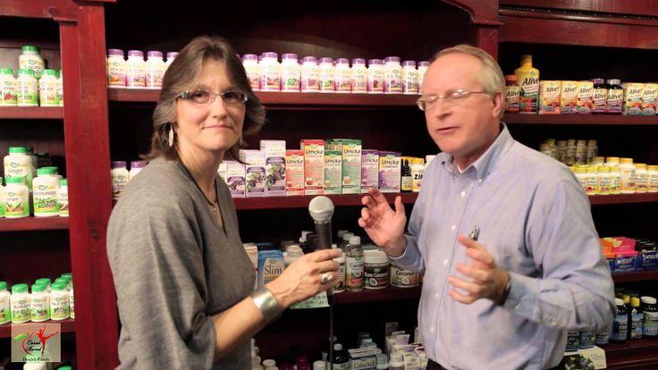 Master Herbalist Dean Morris discusses Umcka