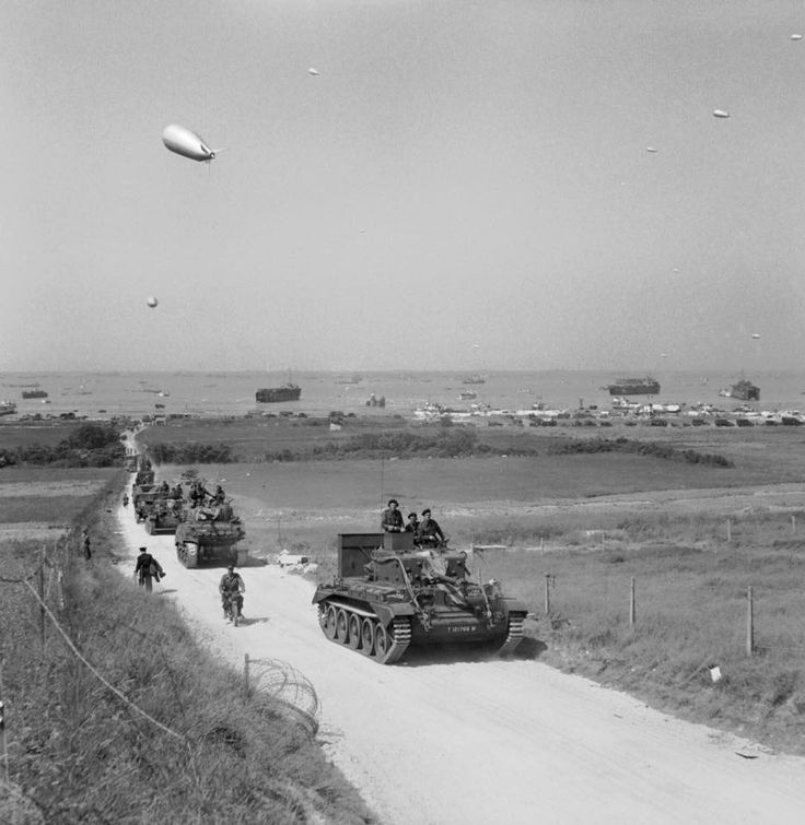 d-day from the german point of view