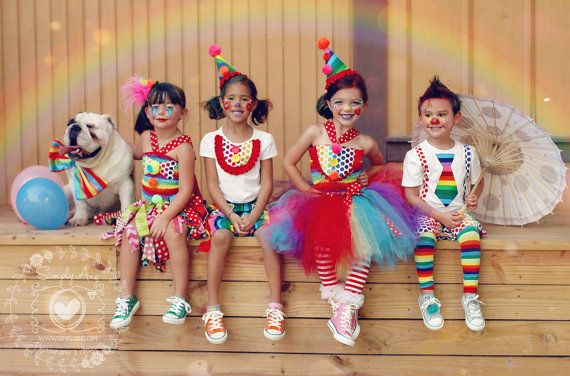 Boys Clown Carnival Costume-Clown outfit by HaydiePotateeBoutq