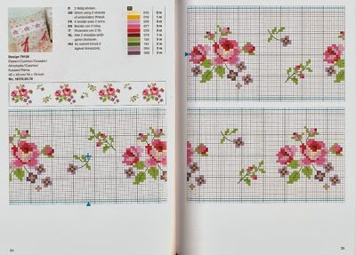 Crochet Knitting Handicraft: Embroidery
