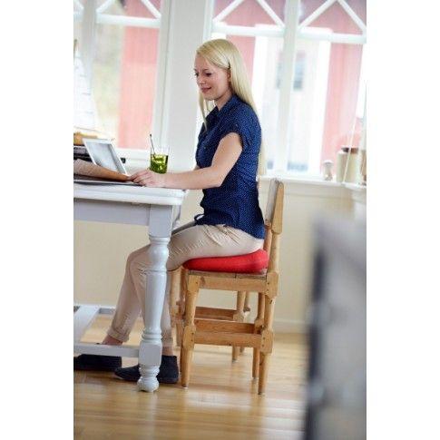 Poduszka do dynamicznego siedzenia SITFIT 33cm , Dom, Do siedzenia, Praca, Dynamiczne Siedzenie - OrtoModa.pl