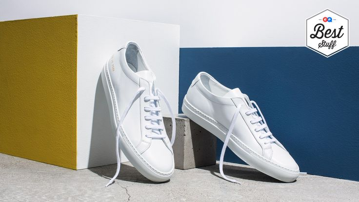 The Best White Sneakers: Common Projects Original Achilles | GQ