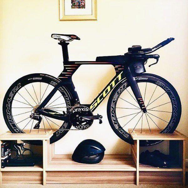 Top 70 Best Bike Storage Ideas Bicycle Organization Designs