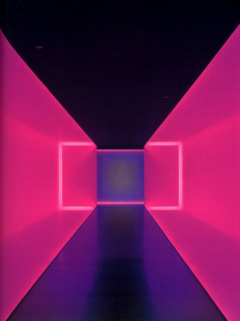 James Turrell, The Light Inside  Very cool art piece! I've actually been a part of it before and seen it in person. It's beautiful to experience and very much plays with your perception...