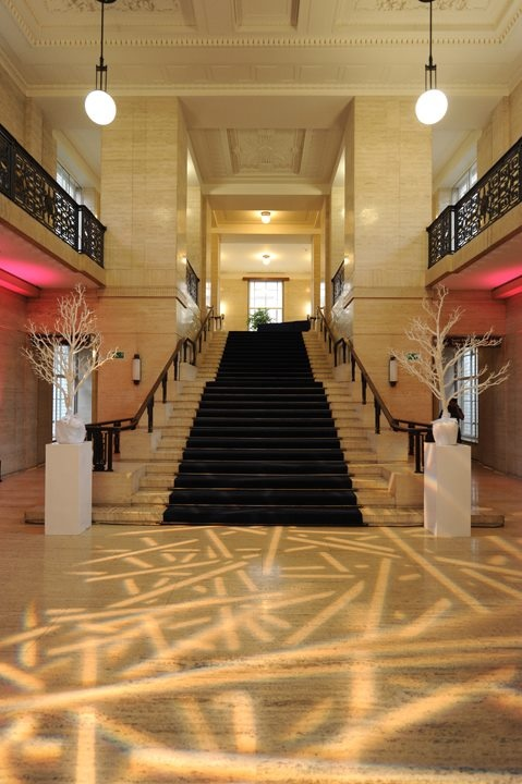 The Crush Hall at Senate House, University of London #weddings