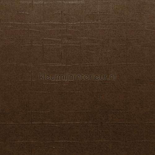 Cut Plaid bruin behang 51035, uit de collectie Elements 2 van Arte, koop je bij kleurmijninterieur