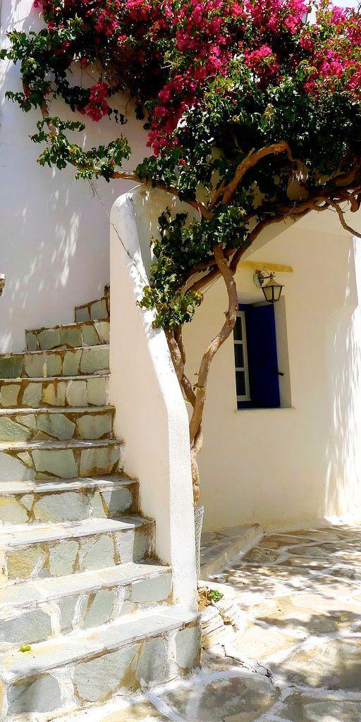 Old Lefkes - Amorgos, Greece