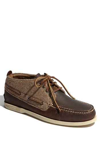 Sperry Top-Sider® 'Authentic Original' Chukka Boot: Boots Eric, High Tops, Men Shoes, Chukka Boots, Collection Boots