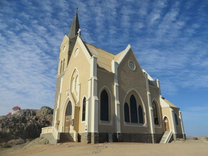 Felsenkirche – Lüderitz's Iconic Church