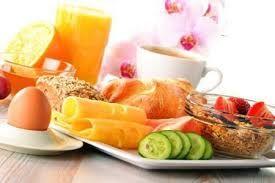 Voorbereiden van het ontbijt