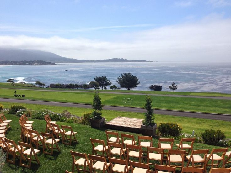Wedding Video in Pebble Beach - such a gorgeous venue!