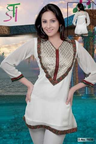 1.New Design kurti.  2.Size are available  3.high quality fabric  4.Avaiable in two colors