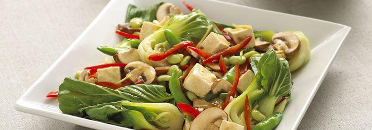 Sauté chinois végétarien