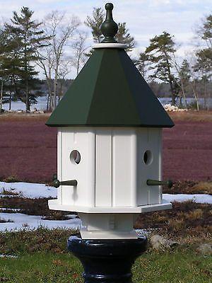 Large bird house by CranberryFarms on Etsy