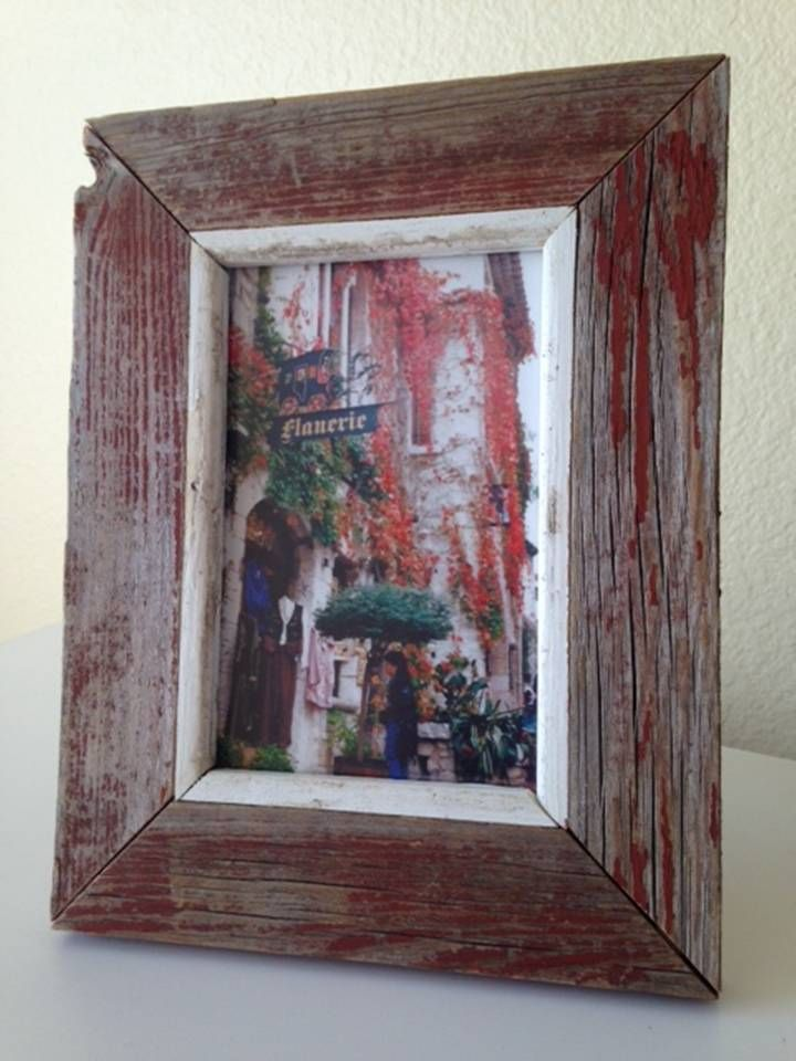 Funky Frames Rough Hewn Rustic Picture Frames Rustic Pictures Custom Picture Frame