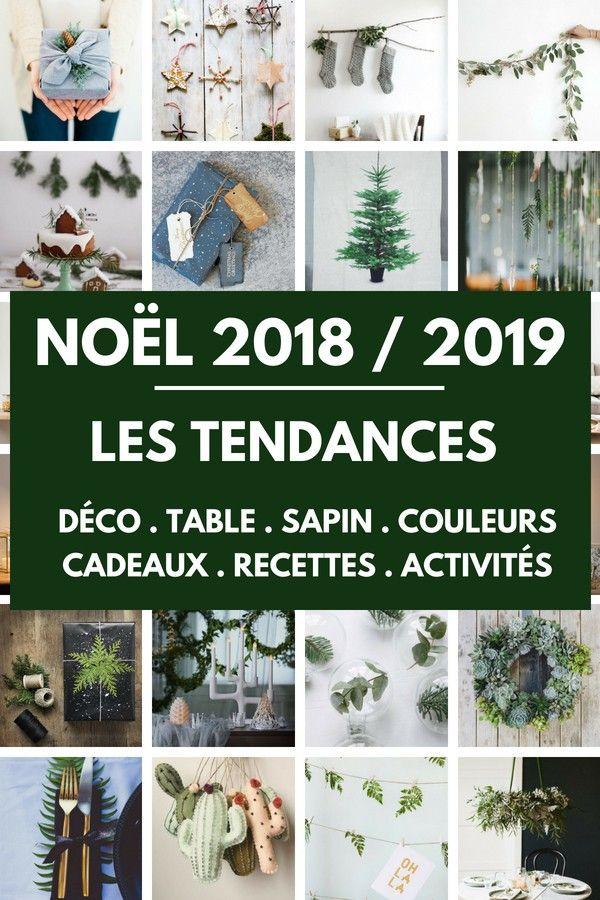 decouvrez les tendances de noel 2018 pour la deco les couleurs le sapin les cadeaux la table de noel