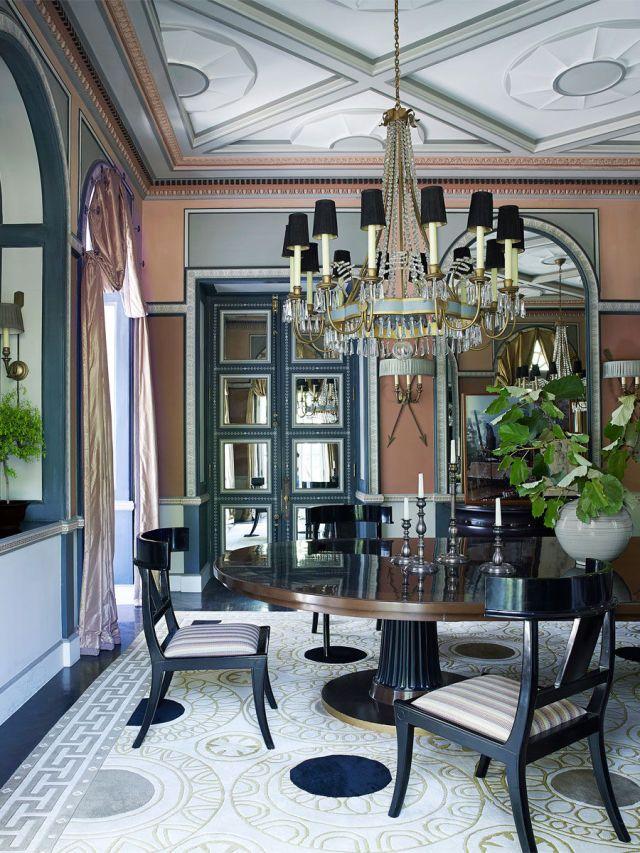 Designer Jean Louis Deniotu0027s share his decorating advice