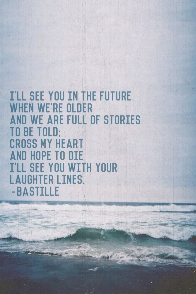 Bastille ❤ laughter lines >>my very first edit<<                                                                                                                                                                                 More