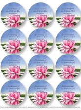 Free Downloadable PDF, Cupcake Toppers for Christian Women's Ministry or Mother's Day Events at Church