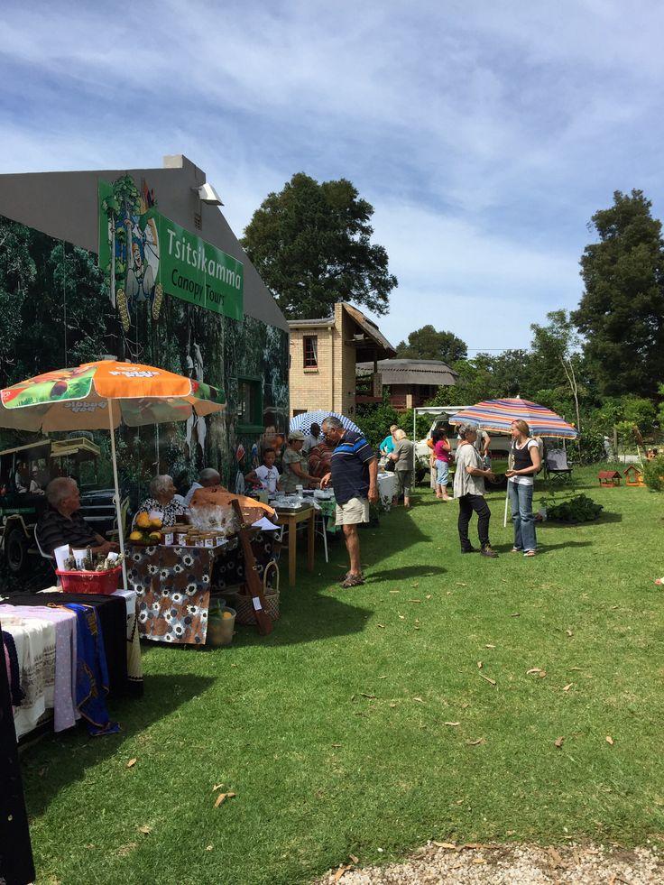 StormsRiver Village Market -  Tsitsikamma - Garden Route -South Africa