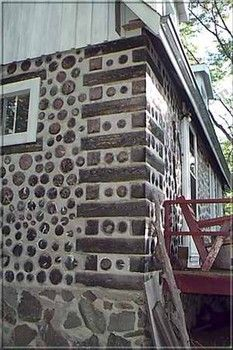How to choose which wood to use in building a cordwood house