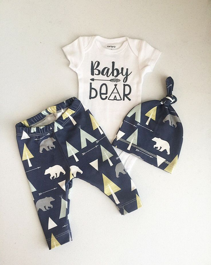 Newborn Baby Boy Coming Home Outfit, Boys Clothing, Pants Shirt with Matching Hat, Arrows, Tribal, Navy Blue, Mint, Baby Bear by RockingHorseLane on Etsy https://www.etsy.com/listing/293147829/newborn-baby-boy-coming-home-outfit-boys