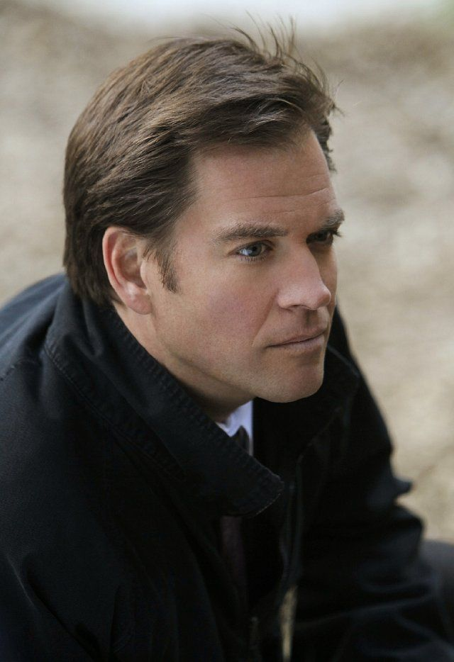 Michael Weatherly on NCIS - Looks better with age.
