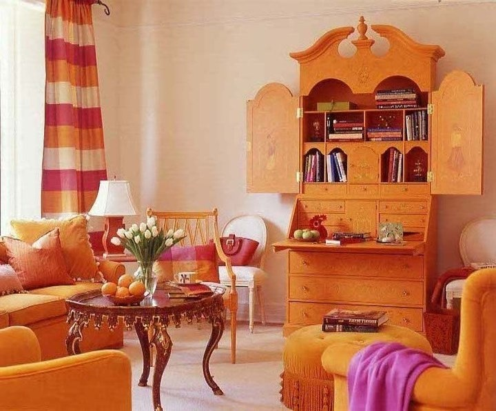 The French Tangerine Home Decor