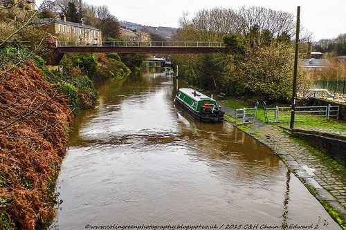Colin Green Photography: From Chain Bridge to Edwards Road on the Calder An...