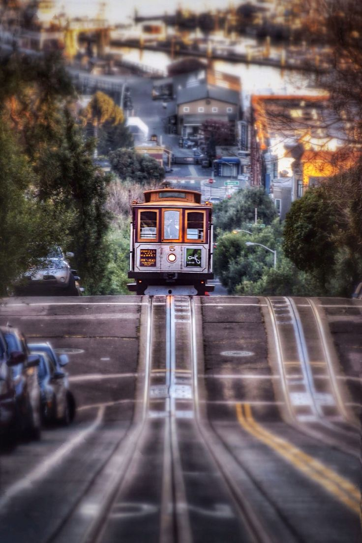 Hyde St. Cable Car, San Francisco