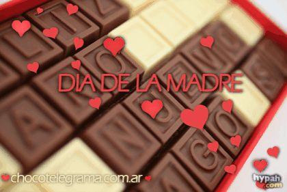 REGALOS ORIGINALES PARA EL DIA DE LA MADRE - CHOCOTELEGRAMA!!!