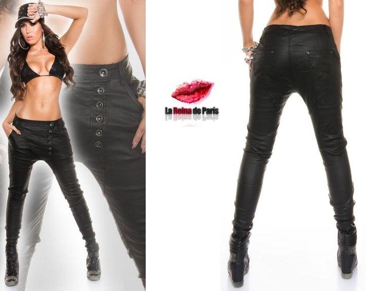 pantalones ajustados de hubnude - came and