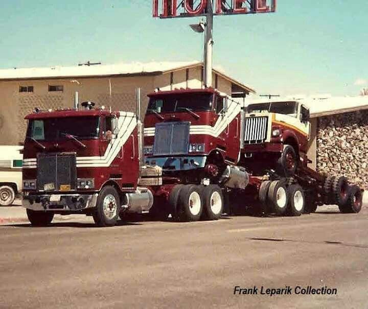 vintage western star truck