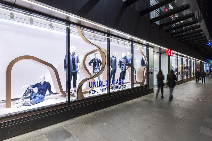 Uniqlo Melbourne - Red Design Group