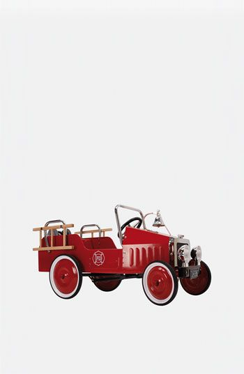 Baghera Pedal Fire Truck (Toddler) available at #Nordstrom
