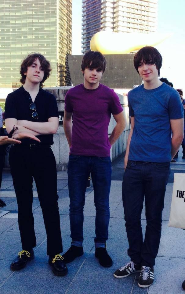 The Strypes! :D