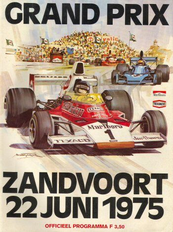 Grands Prix Netherlands • STATS F1