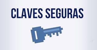 DUNE PUBLICIDAD: Cómo crear contraseñas seguras