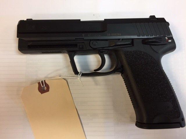 Heckler & Koch USP : Semi Auto Pistols at GunBroker.com
