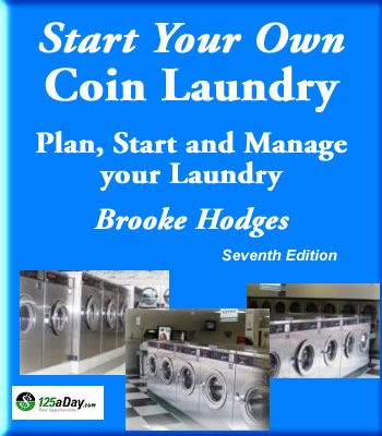 Start Your Own Coin Laundry Business