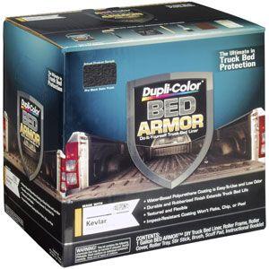 Dupli-Color/Bed Armor truck bed liner kit (BAK2010) | Truck Bed Coating | AutoZone.com