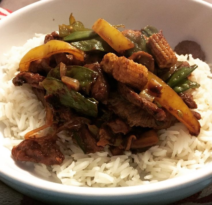 Crispy Chilli Beef #SlimmingWorld #2Syns