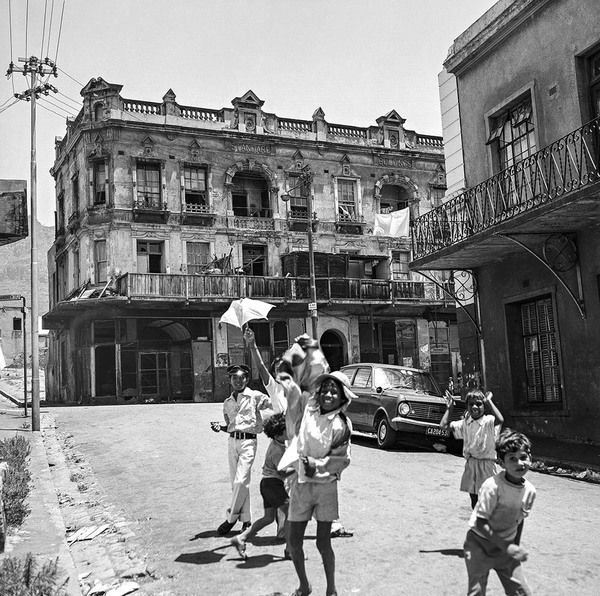A sad reminder of the once lively District Six community before apartheid. (Gallo) District Six fails to rise from the ashes of apartheid | News | National | M&G