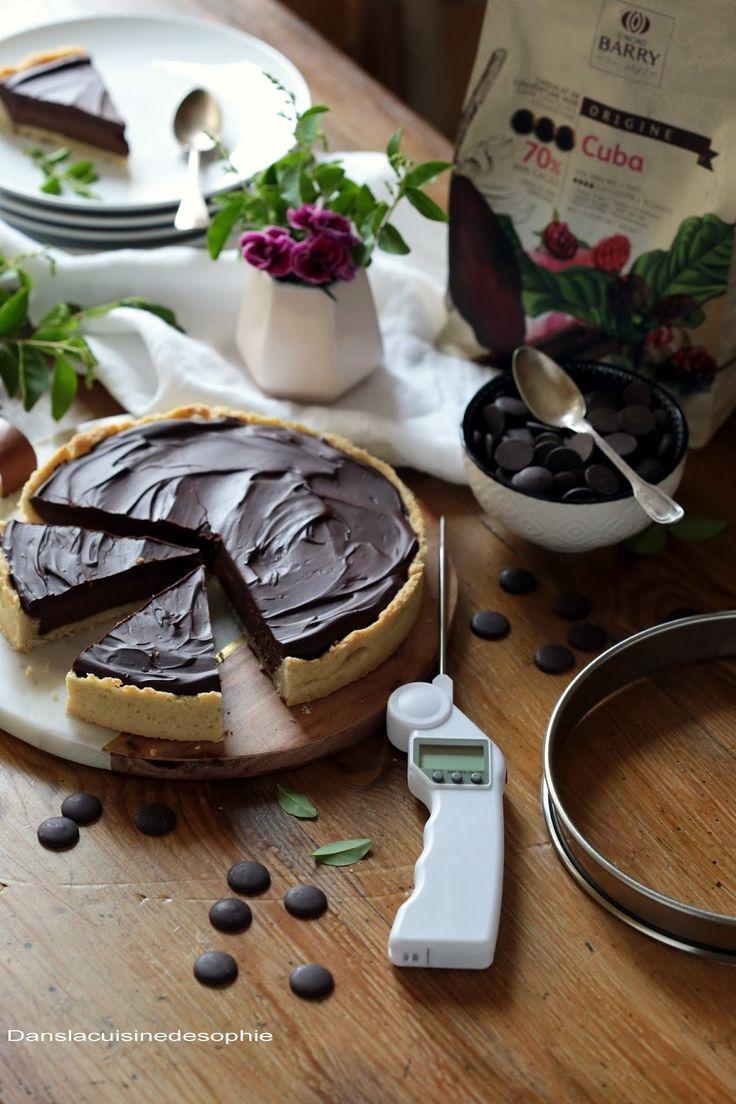 Il paraît que 9 personnes sur 10 aiment le chocolat et que la dixième ment ;-) ! Je fais partie des 9 personnes et le chocolat et moi c'e...