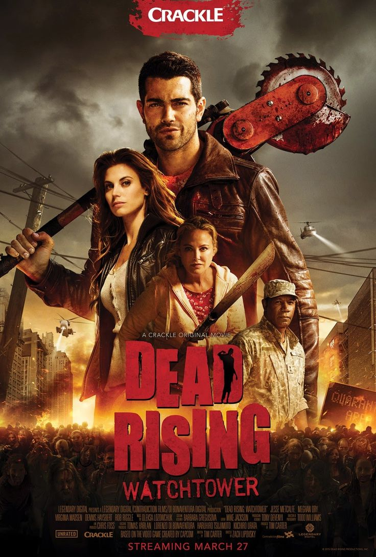 Zombob's Zombie News and Reviews: The Dead Rise in Dead Rising: Watchtower