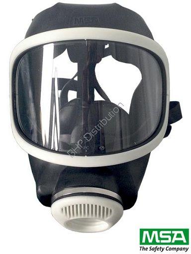 Pełnotwarzowa maska ochronna MSA-MAS-F-3SBPLUS - Odzież robocza, obuwie, apteczki, gaśnice, szelki bezpieczeństwa i in.