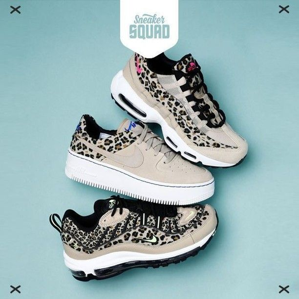 Posibilidades exposición Skalk  RELEASE Animal Print lovers pay attention, today the Nike