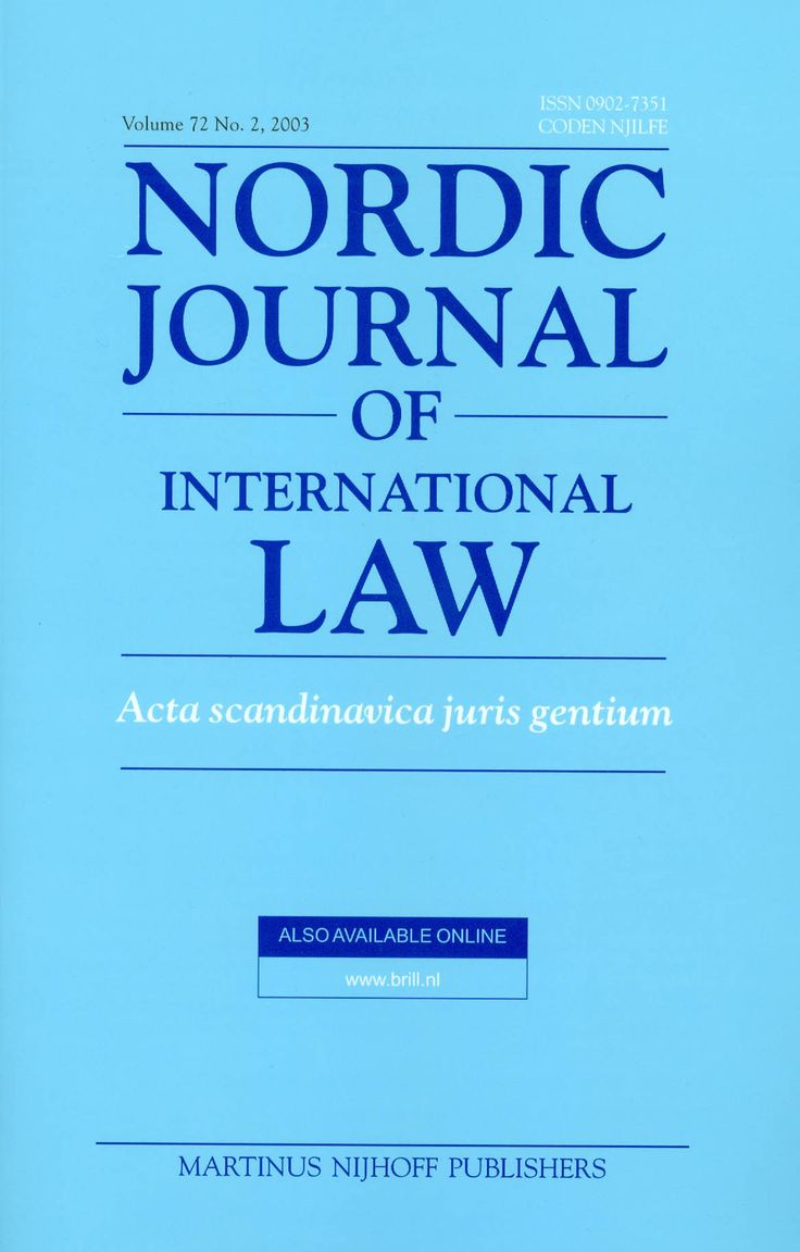 Antonio Cappiello, 2010, Legal Origins and Socio-economic Consequences: Can Legal Origins Really Explain the Main Differences in Economic and Juridical Performances? Nordic Jounal of International Law, Vol. 79, no. 4, 2010 More info: http://booksandjournals.brillonline.com/content/journals/10.1163/157181010x531313;jsessionid=acbyludbf4gr.x-brill-live-03