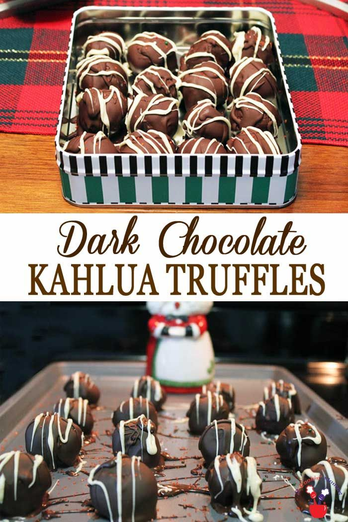 """Kahlua Truffles 