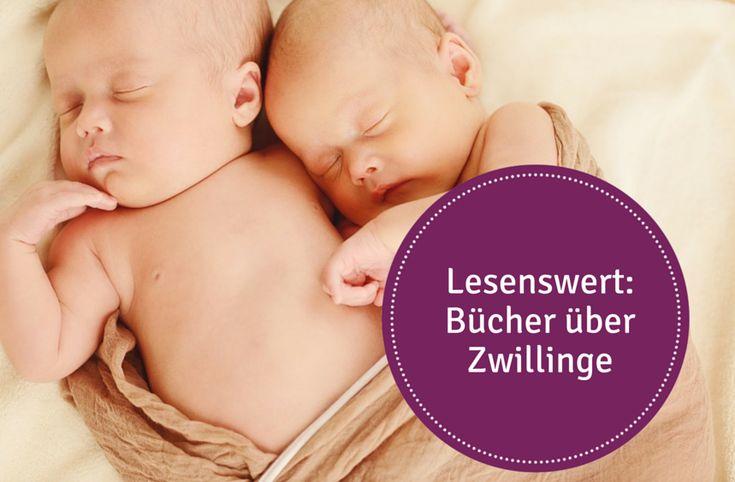 Bücher und Buchtipps für die Zwillingsschwangerschaft und die Babyzeit mit Zwillingen. Zwillingsratgeber, Bücher über das Stillen, Erstausstattung und mehr.